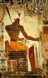 Божества Реш - Атум-Ра