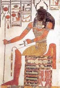 Божества Реш - Хепри