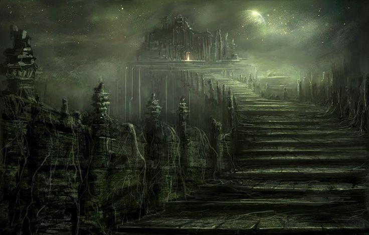 Храм Азазеля