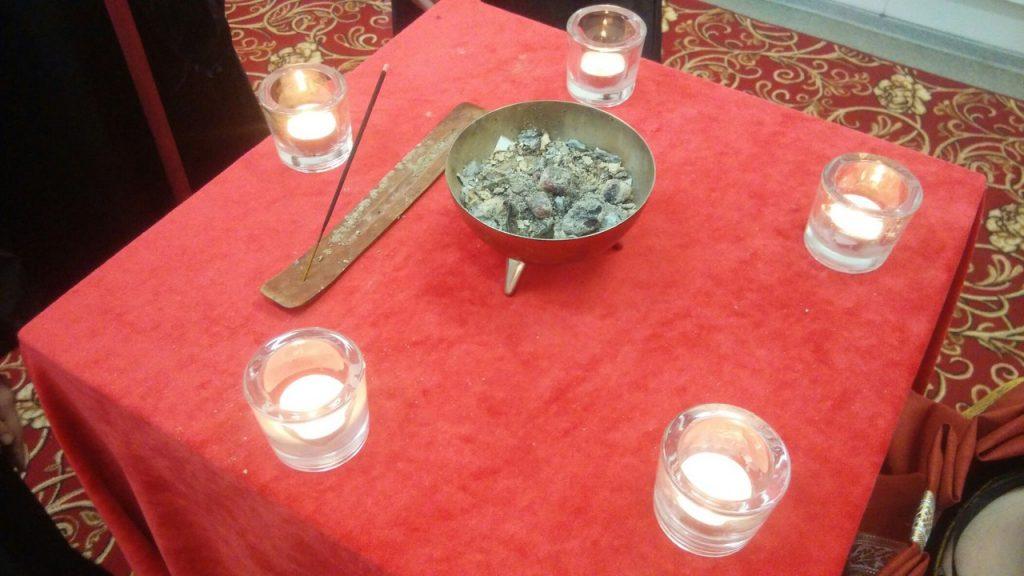 Ритуал Цадди 2