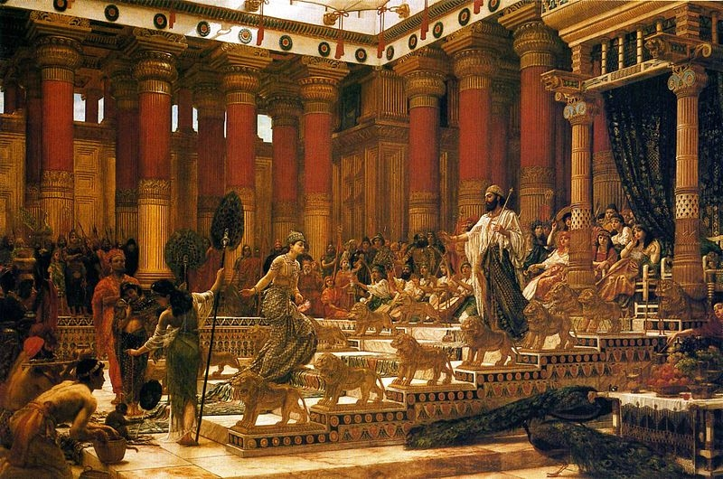 Ритуал Осеннего Равноденствия. Мистерия Соломона